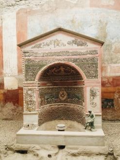 İtalya- Pompeii