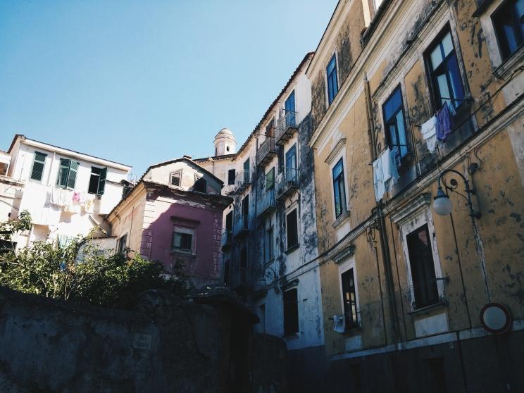 İtalya- Vietri Sul Mare