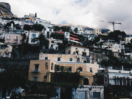 İtalya- Positano