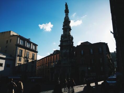 İtalya- Napoli