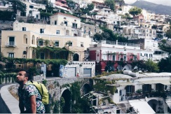 İtalya - Positano