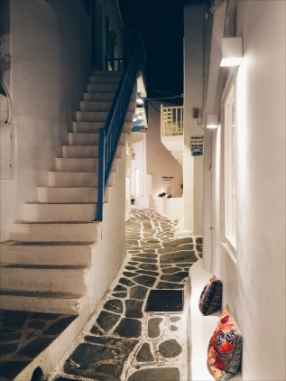Yunanistan - Mikonos