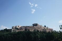 Yunanistan - Atina Akropolis'i