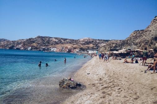 Yunanistan - Milos