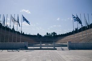 Yunanistan - Atina - Panathinaiko Stadyumu